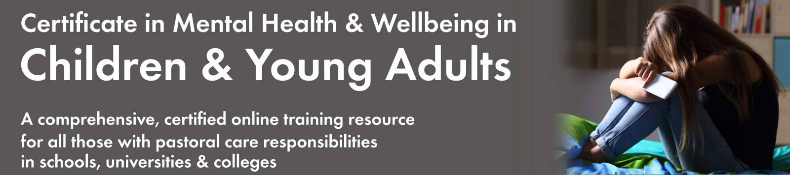 Mental Health & Wellbeing Banner